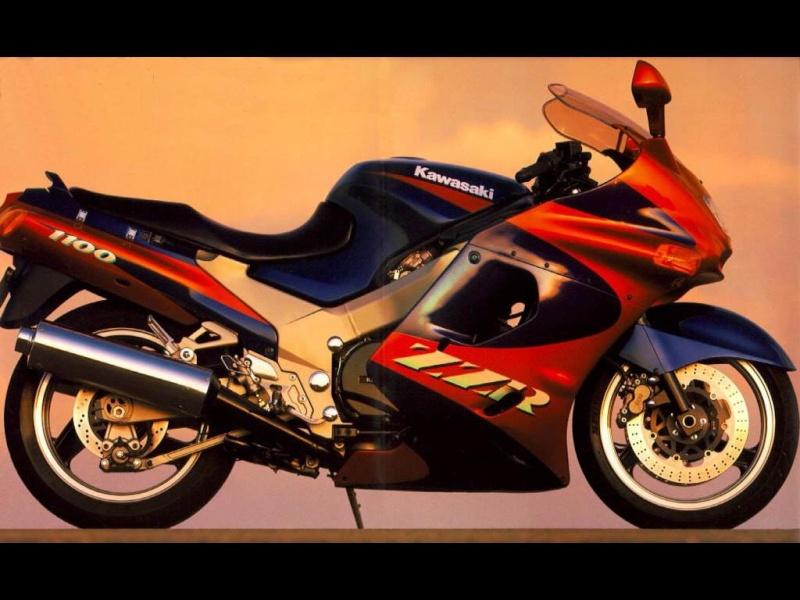 Kawasaki y su historia 710