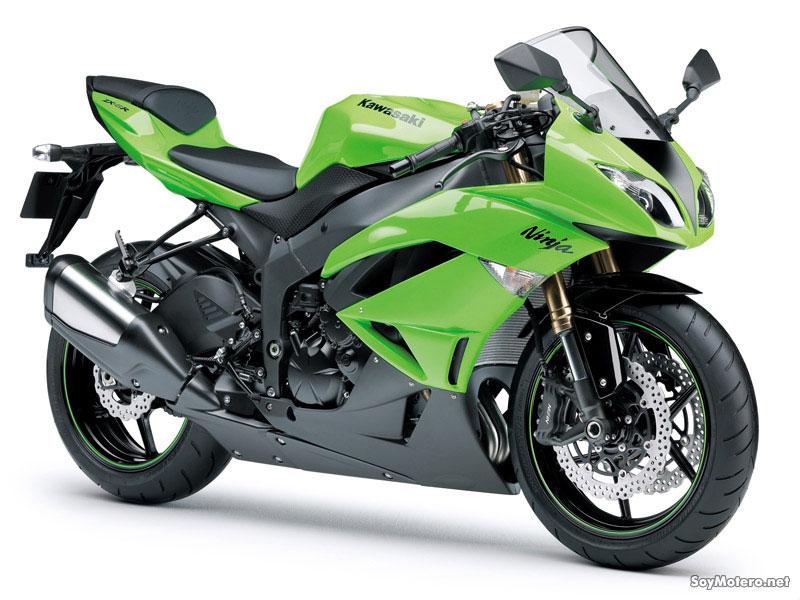 Kawasaki y su historia 810