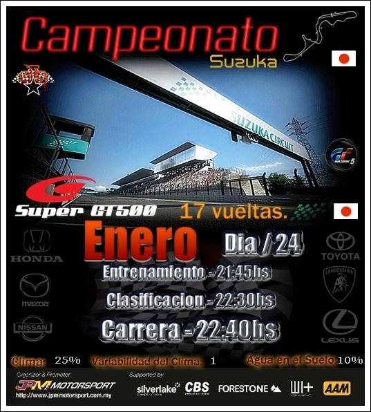 ▄▀▄▀▄▀ Hilo General del Campeonato ▀▄▀▄▀▄ Sexta_11