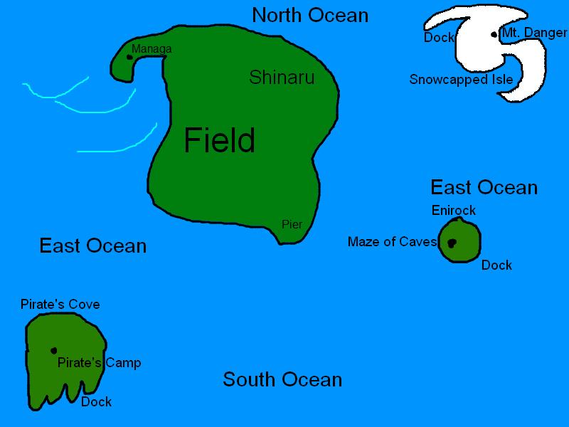 The Map of Lotaga Lotaga11