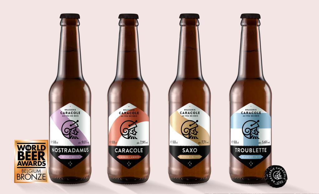 Brasserie Caracole   Belgique Caraco10