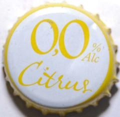 Hoegaarden nouvelle série Belgique Citrus10