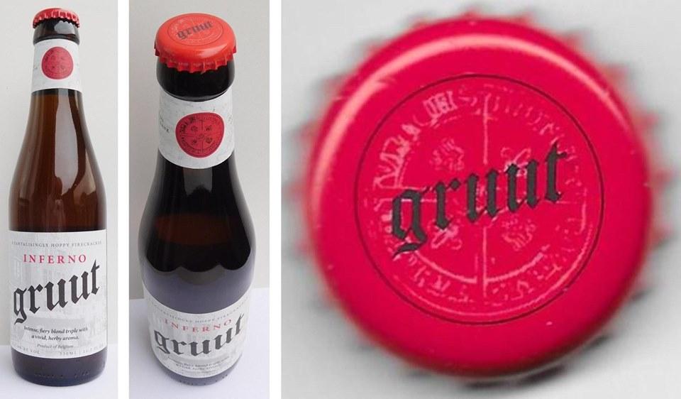 Gentse Stadsbrouwerij Gruut  Belgique Gruut10
