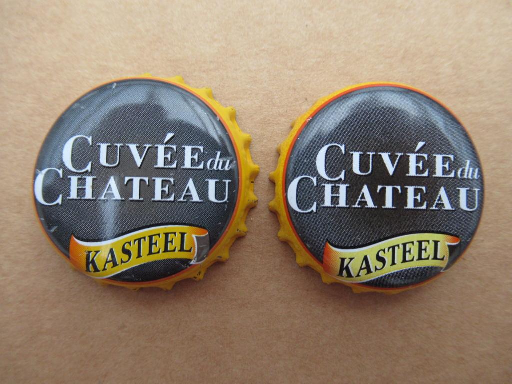 Cuvée du Chateau Kastel beer  Belgique Img_0637