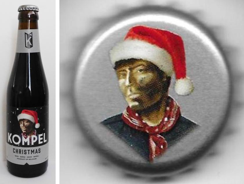 Kompel Christmas   Belgique Kompel10