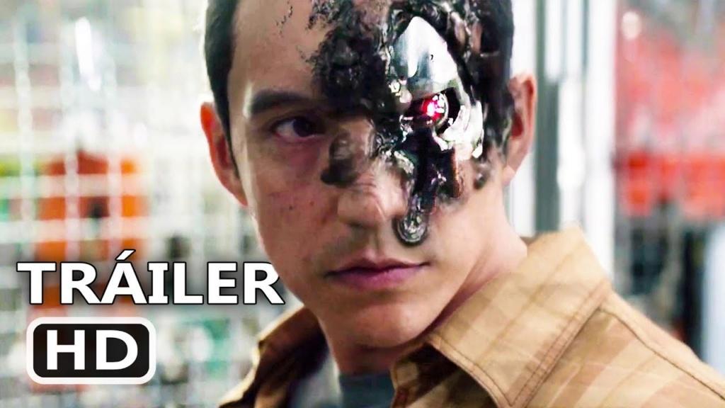 Terminator 6: Destino Oculto (Trailer Oficial)