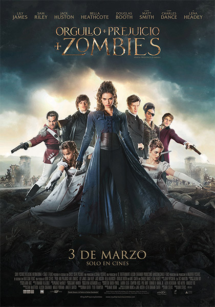 Orgullo + Prejuicio + Zombis - Pride and Prejudice and Zombies