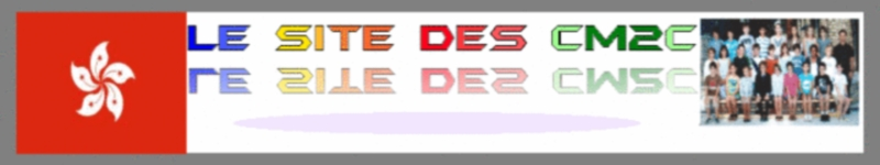 Le Site Web des CM2c - 2011/2012