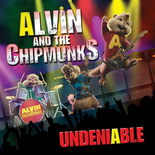 The Shocking Arrival of A Chipmunk Friend ? Alvins12