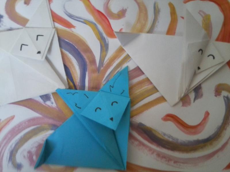 Origamis & dessins Photo010