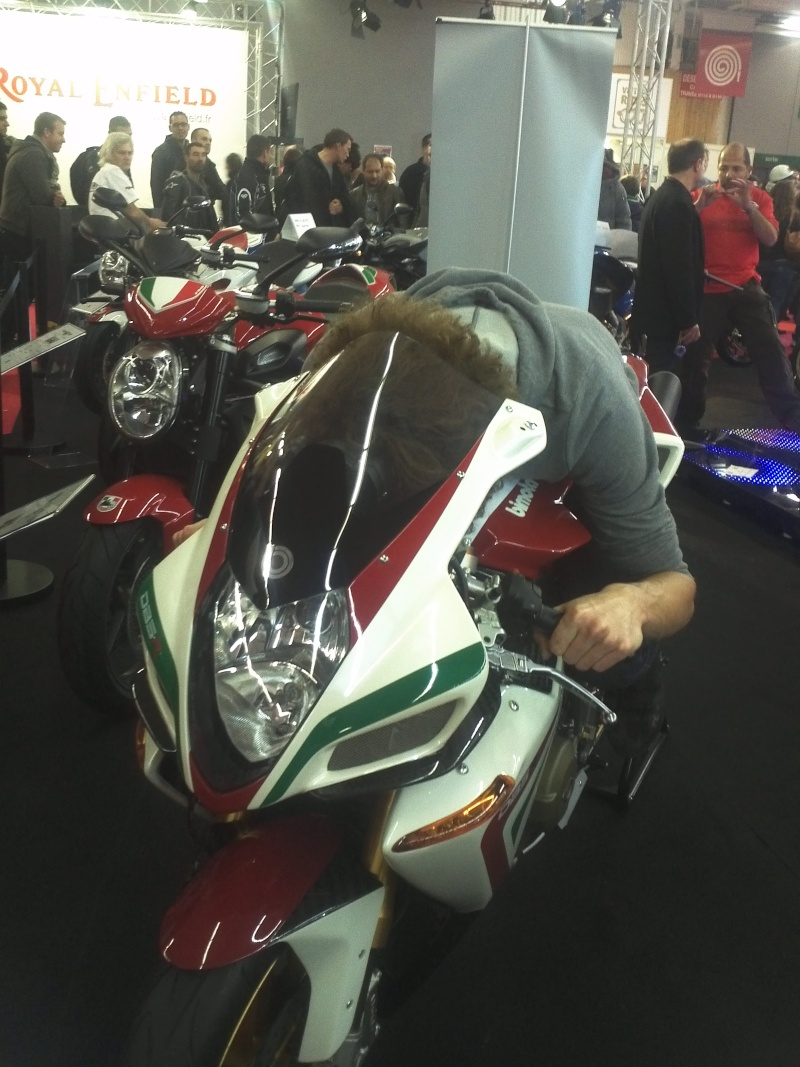salon de la moto Paris 2011 - Page 2 Img28510