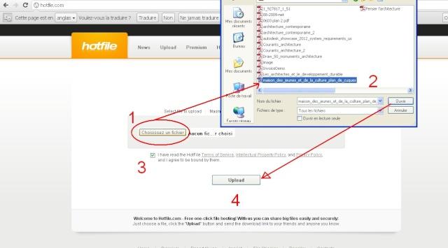 Comment poster un sujet qui contient un lien d'un document? Hotfil11