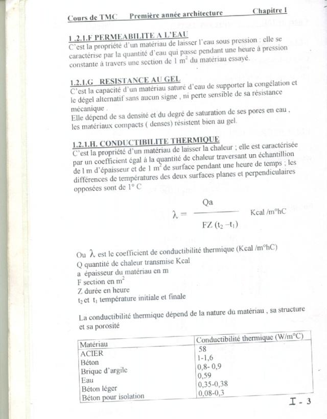 Cours TMC CHAPITRE I P410