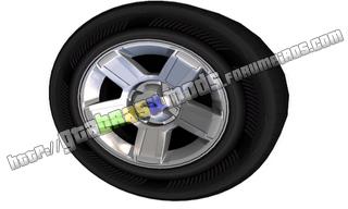 Roda da Ford Ranger Roda_f11