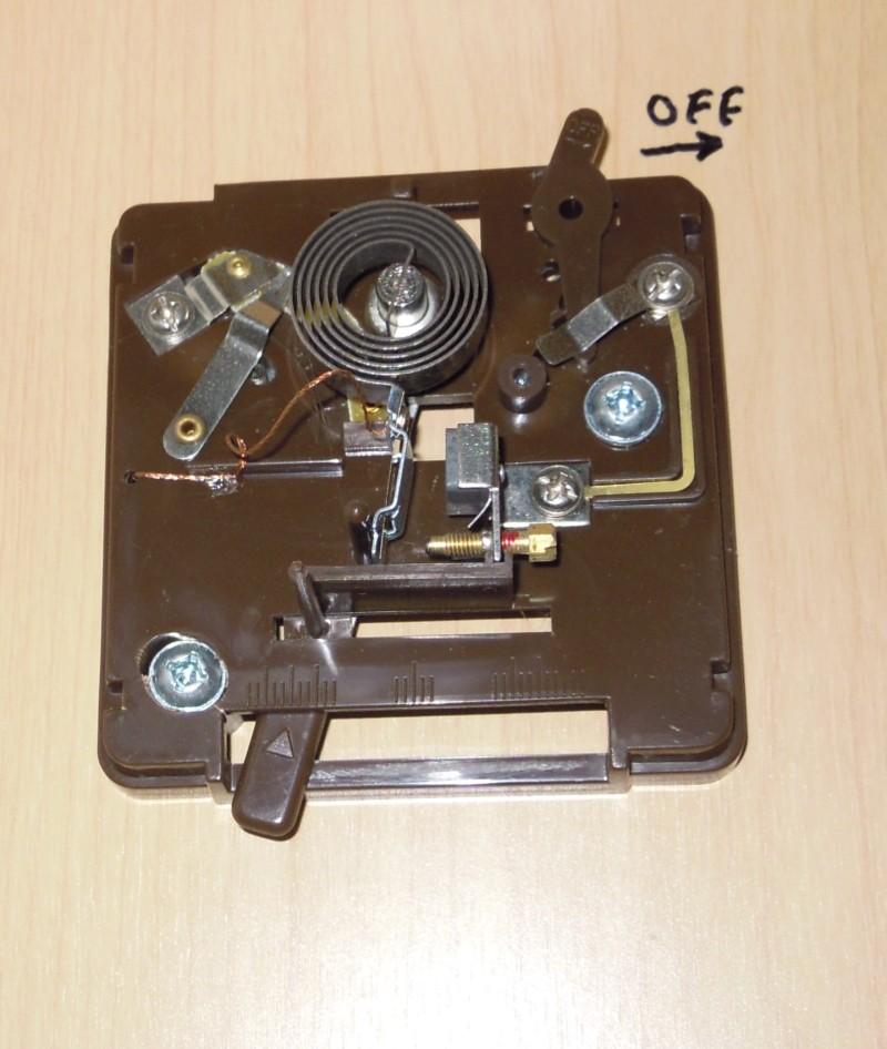 Thermostat vs ventilateur de fournaise Thermo10