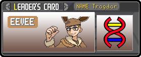 [GYM] Evolution Badge Trogdo11