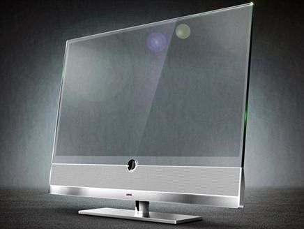 أجهزة تلفاز شفافة تختفي بعد إغلاقها  1012