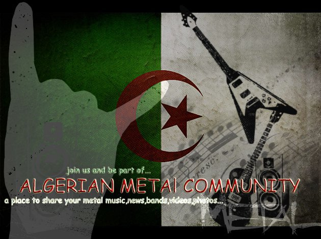 Algerian Metal Community