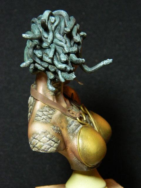 buste medusa pièce anniv lugdunum Dscn2114