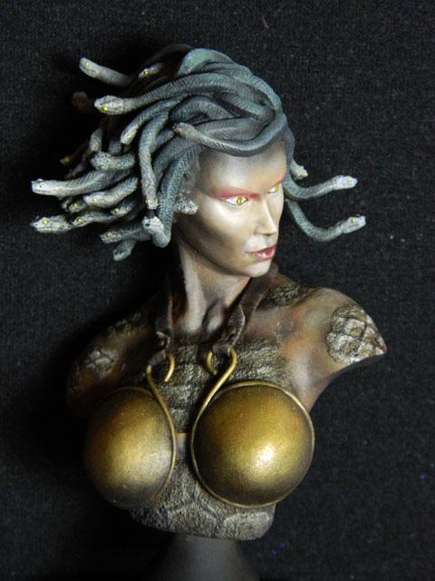 buste medusa pièce anniv lugdunum Dscn2117