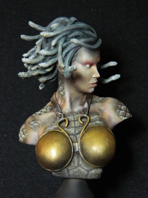 buste medusa pièce anniv lugdunum Dscn2118