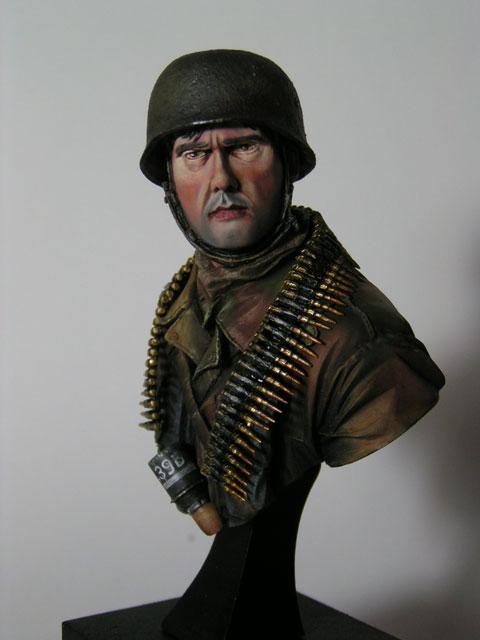 """Buste parachutiste allemand normandie 44 """"laurent Borget"""" Pict0019"""