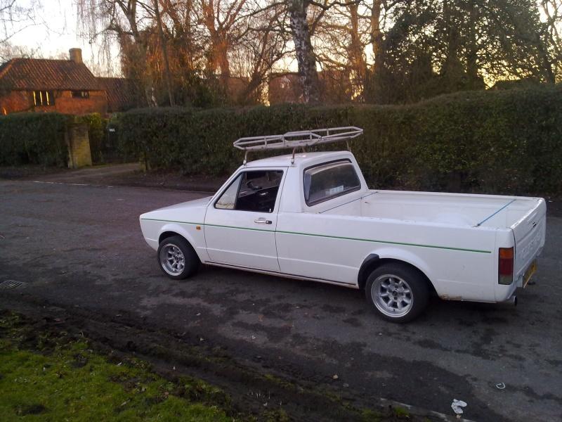 MK1 Caddy  04032011