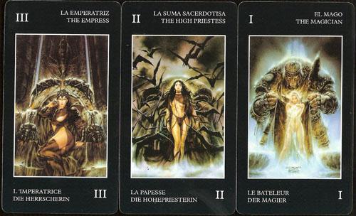 HISTORIA DEL TAROT Black110