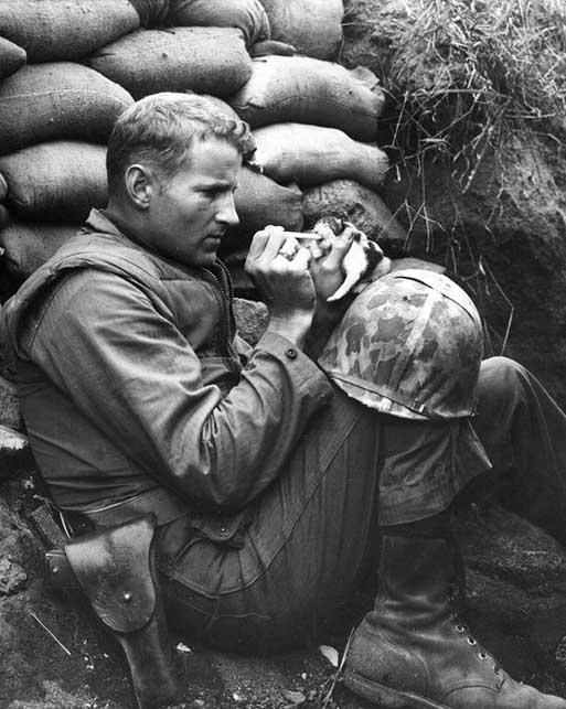 Les Images de la Guerre de Corée - Page 3 4610