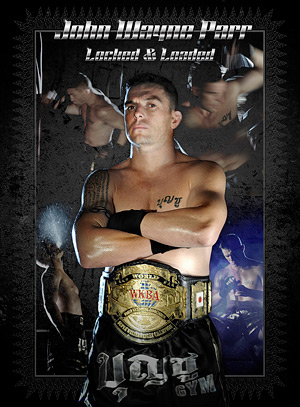John Wayne Parr - Locked & Loaded: Muay Thai Training Trilogy  0017f310