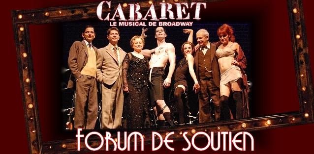 Cabaret, le musical de Broadway - Forum