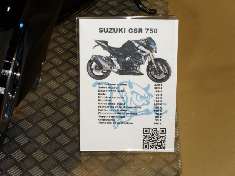 SCOOP ! Couleurs GSR 750 2012 - Page 4 Salon_16