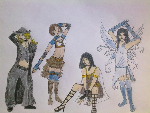 CWA costume tag.. 18102011