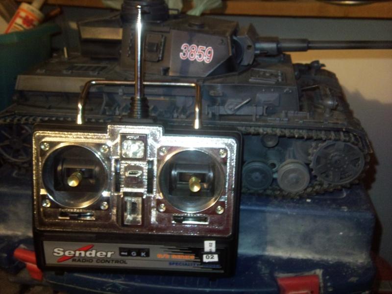 Vendo Panzer IV versione Torro  23092010