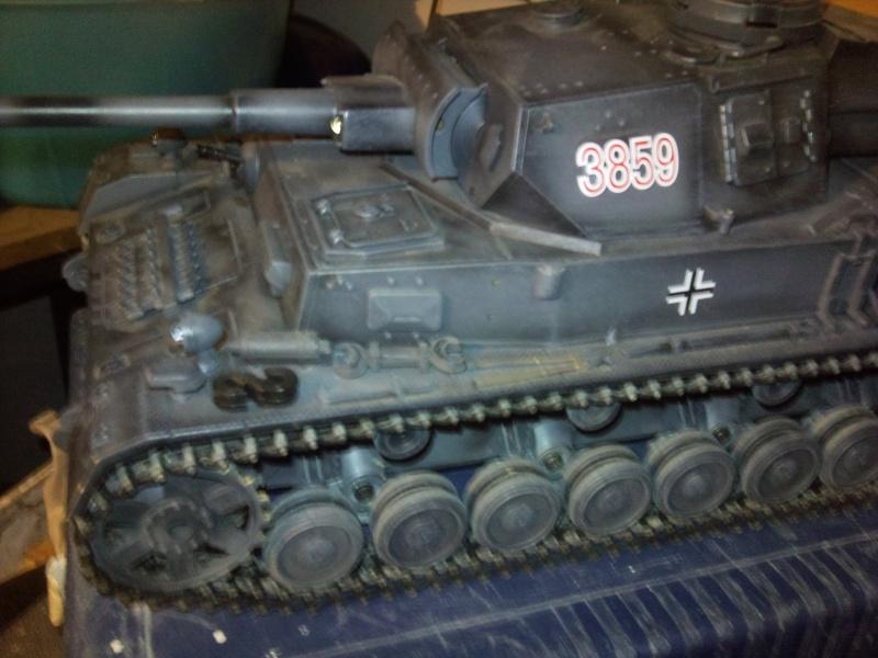 Vendo Panzer IV versione Torro  23092013