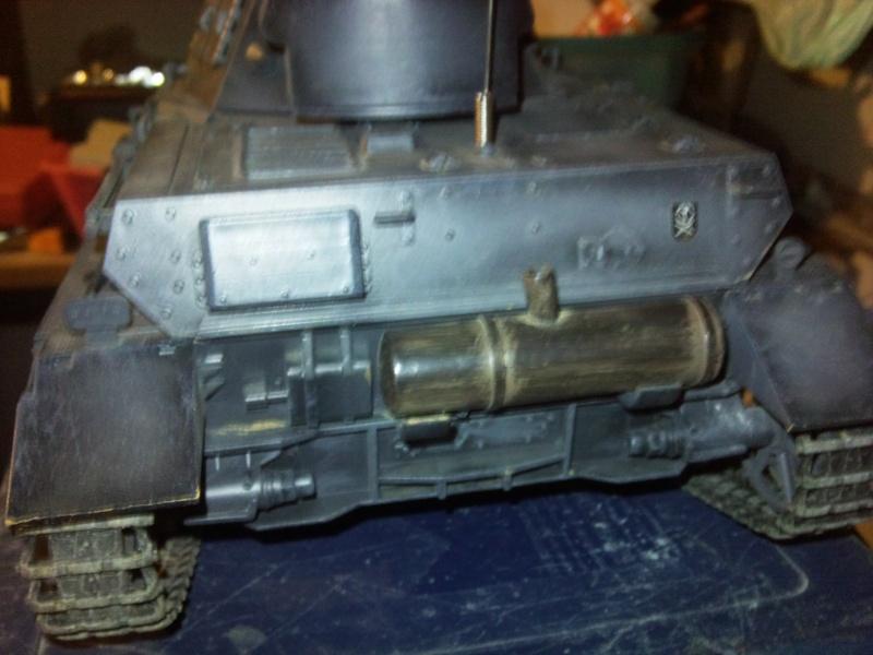 Vendo Panzer IV versione Torro  23092014