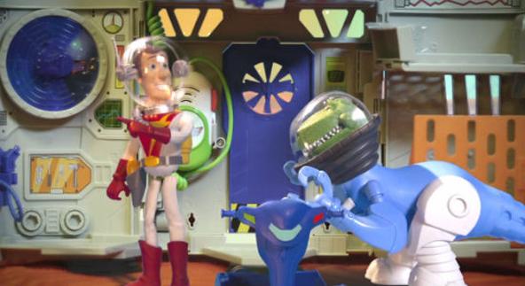 《玩具总动员》静帧短片:太空冒险! Wkgkdu10