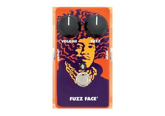 Jimi Hendrix 70th Anniversary Tribute Series - MXR/Dunlop Jimihe11