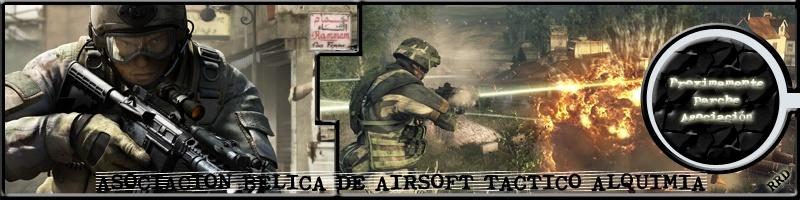 A.T.A   Airsoft Táctico Alquimia