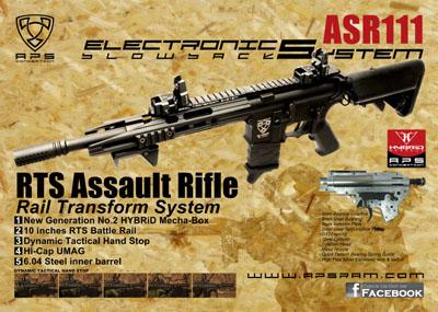 ASR 111 de la marca APS 13523610
