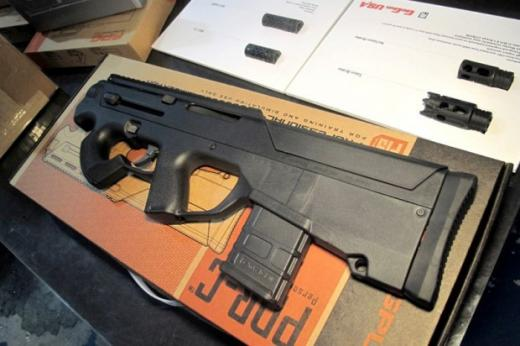 Magpul PTS Personal Defense Rifle (PDR) Pts-ma10