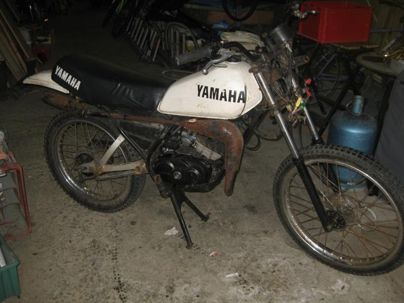 resto de minisissi, yamaha 50 automatique 00411
