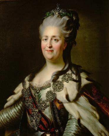 Catherine II de Russie Cather10