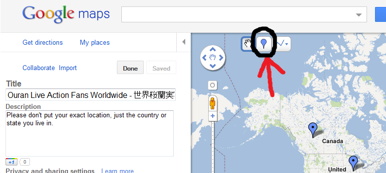 Ouran Map! Google11