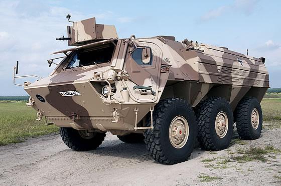 صفقة المدرعة ARTEC Boxer الالمانية لتصنيعها محليا بالجزائر Big11110
