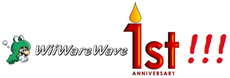 Happy 1st WiiWareWave! Wiiwar10
