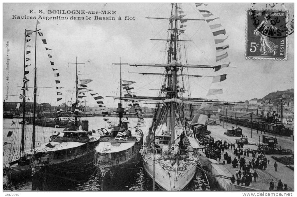 Marine argentine 1909_110