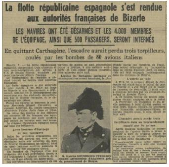 Juillet 1936à avril 1939; marine espagnole la guerre civile 1939_310