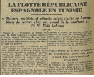 Juillet 1936à avril 1939; marine espagnole la guerre civile 1939_311