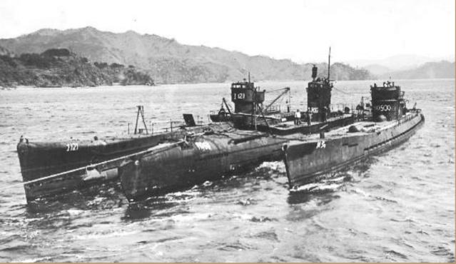Les sous-marins japonais jusqu'en 1945 - Page 4 1946_411
